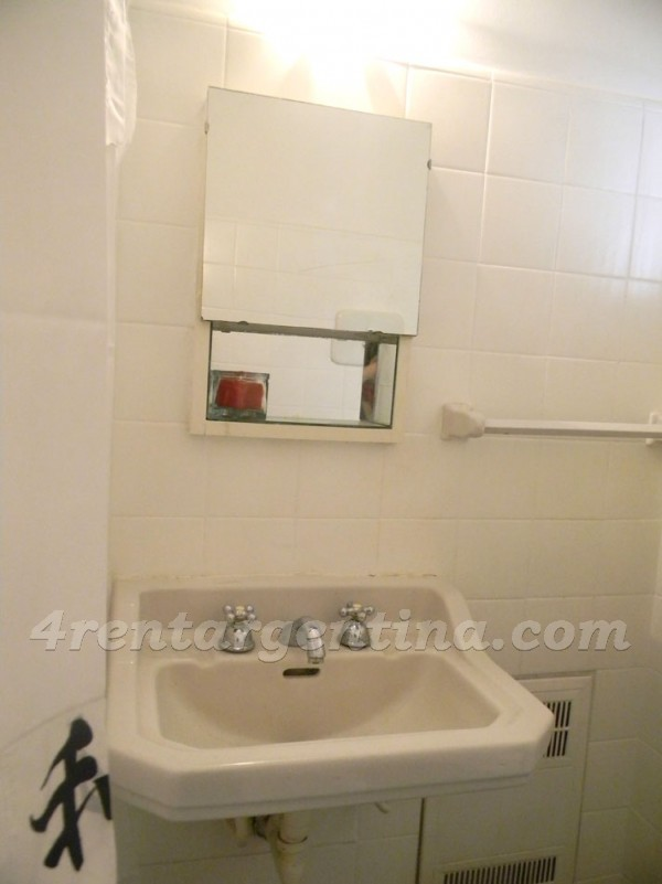 Laprida and French I, apartment fully equipped