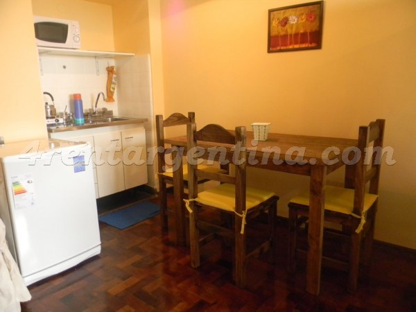Laprida and French I: Apartment for rent in Recoleta
