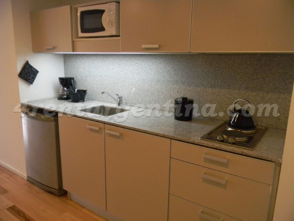 Malabia and Guatemala III, apartment fully equipped