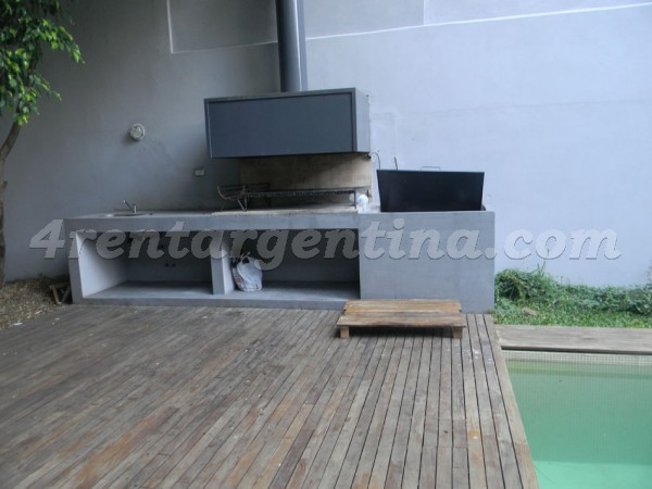 Malabia et Guatemala III, apartment fully equipped