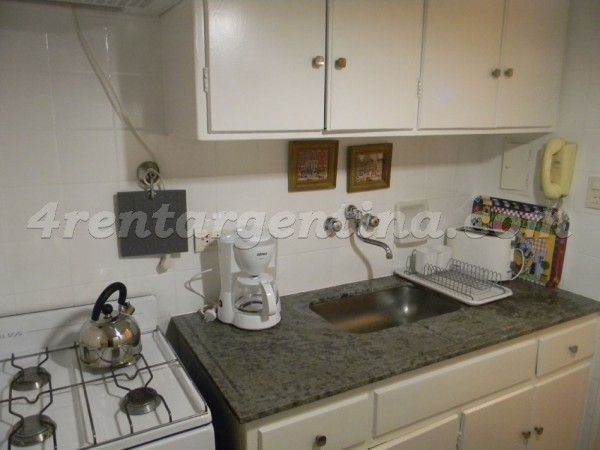 Apartment Libertador and Callao - 4rentargentina