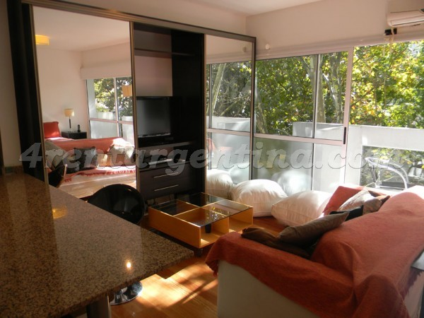 Apartment 11 de Septiembre and Congreso - 4rentargentina