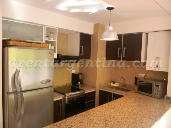 11 de Septiembre and Congreso: Apartment for rent in Buenos Aires