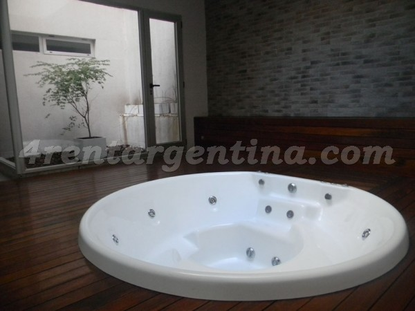 11 de Septiembre and Congreso: Apartment for rent in Belgrano