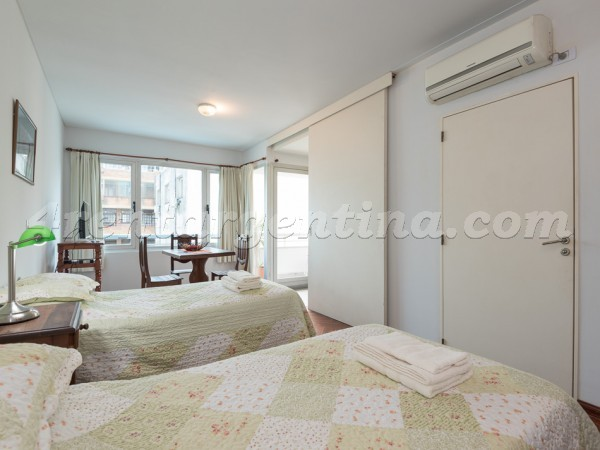 Uriarte et Charcas III: Apartment for rent in Buenos Aires
