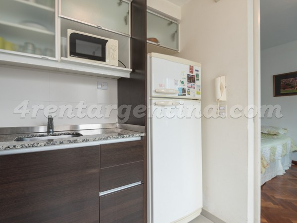 Uriarte and Charcas III, apartment fully equipped