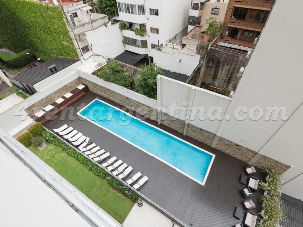 Apartment Uriarte and Charcas III - 4rentargentina