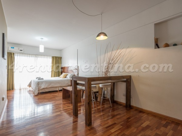 Chile et Tacuari II: Furnished apartment in San Telmo
