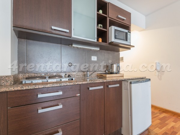 Chile et Tacuari III: Apartment for rent in Buenos Aires