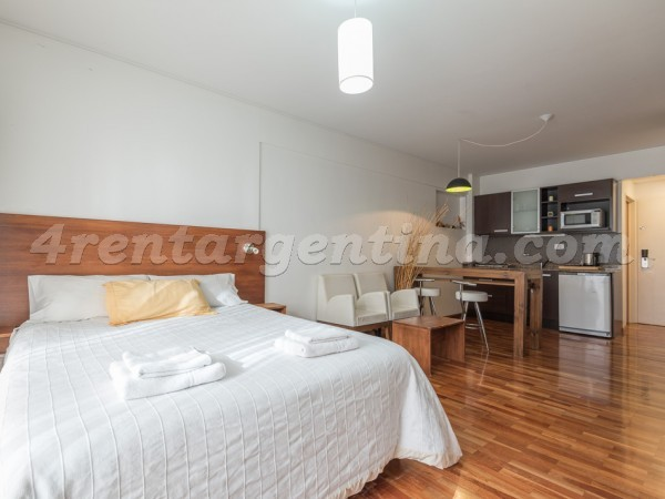 Apartment for temporary rent in San Telmo