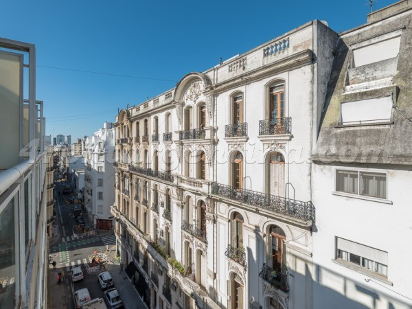 Chile and Tacuari VII: Apartment for rent in San Telmo