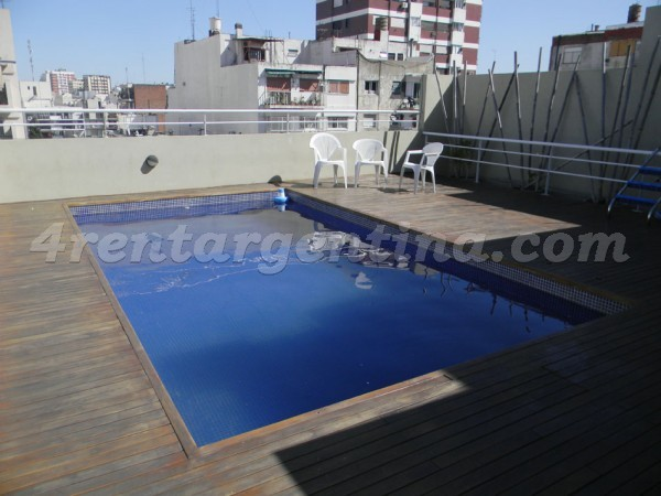 Apartment Valentin Gomez and Billinghurst - 4rentargentina