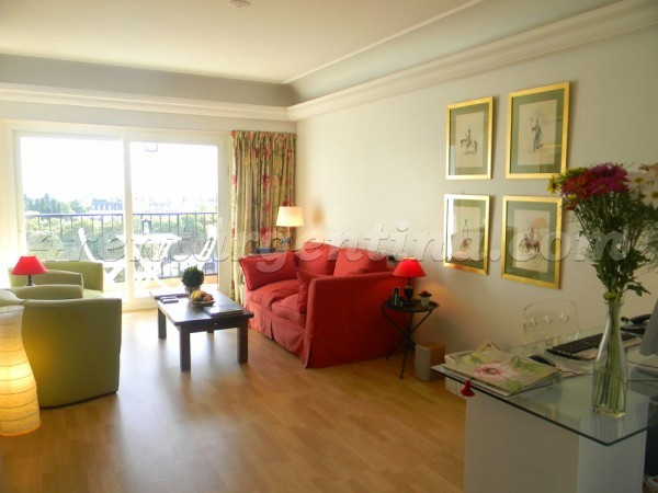 Las Heras and Bustamante: Apartment for rent in Recoleta