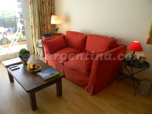 Las Heras and Bustamante: Apartment for rent in Buenos Aires