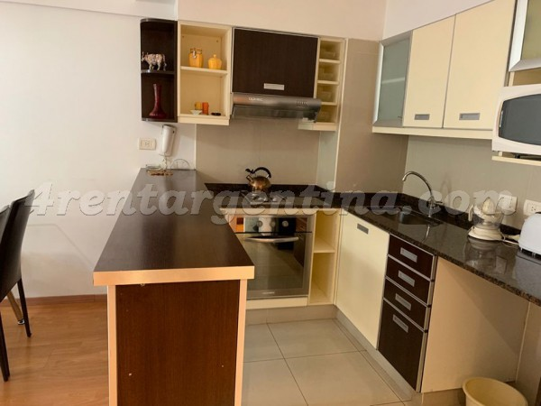 Senillosa and Rosario, apartment fully equipped