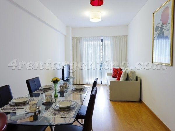 Senillosa and Rosario I, apartment fully equipped