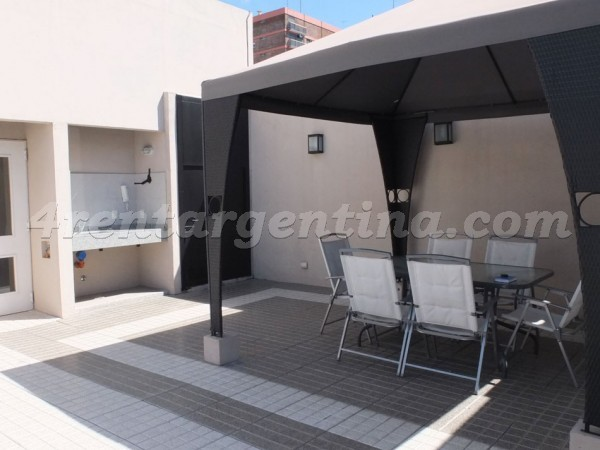 Apartment for temporary rent in Caballito