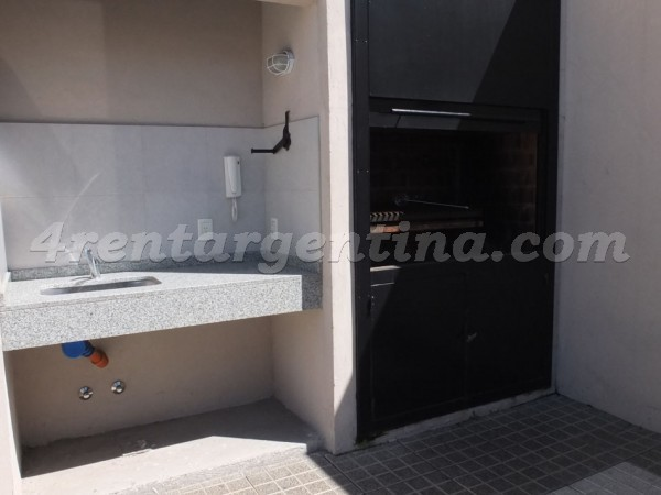 Senillosa and Rosario VI, apartment fully equipped