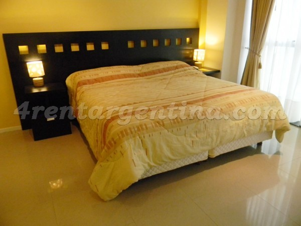 Libertad and Corrientes IV: Apartment for rent in Buenos Aires
