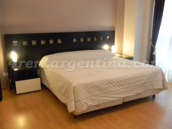 Libertad and Corrientes VI, apartment fully equipped