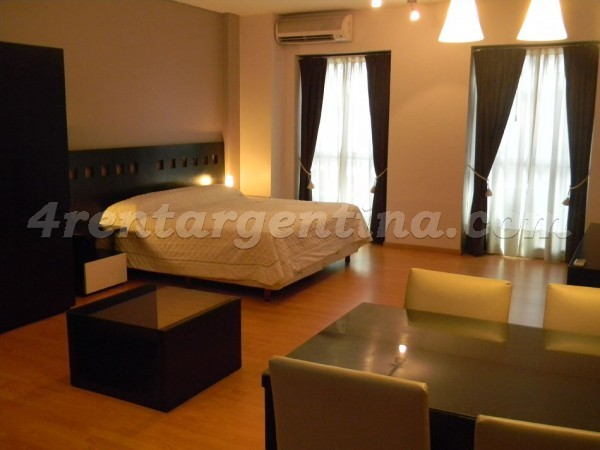 Libertad et Corrientes VI: Apartment for rent in Downtown
