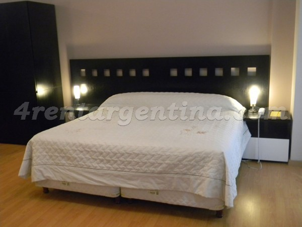 Apartment Libertad and Corrientes VI - 4rentargentina