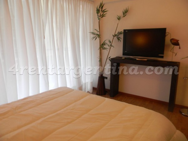 Aguero and Humahuaca IV: Apartment for rent in Abasto