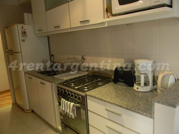 Baez and Rep. de Eslovenia I, apartment fully equipped