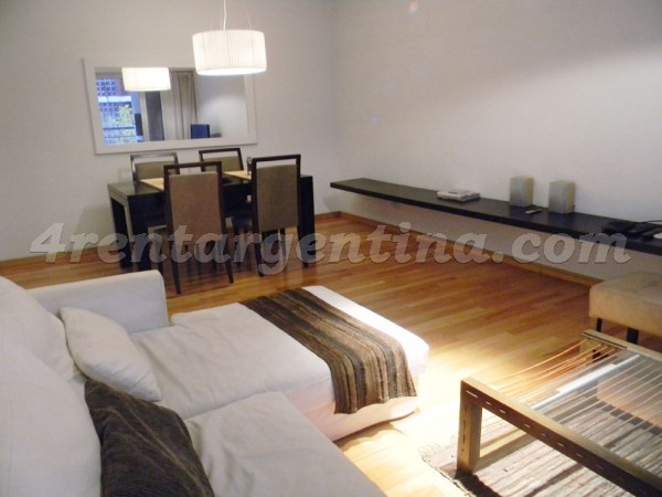 Baez and Rep. de Eslovenia I: Apartment for rent in Buenos Aires