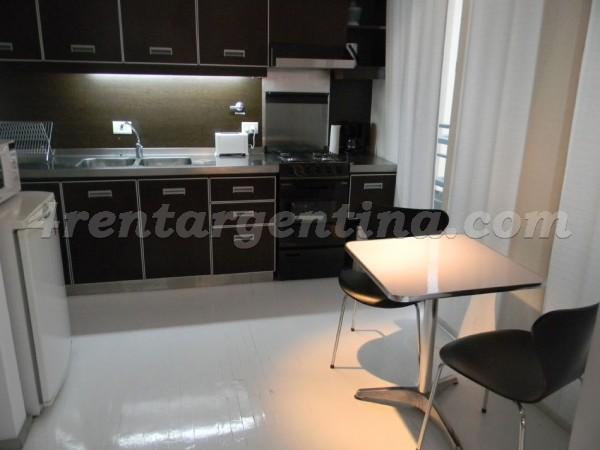 Apartment Paraguay and Arevalo II - 4rentargentina