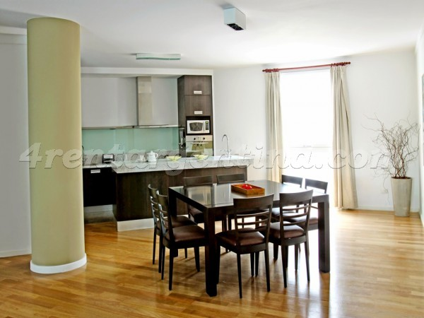 Apartment Manso and Alvear Pacini XIV - 4rentargentina