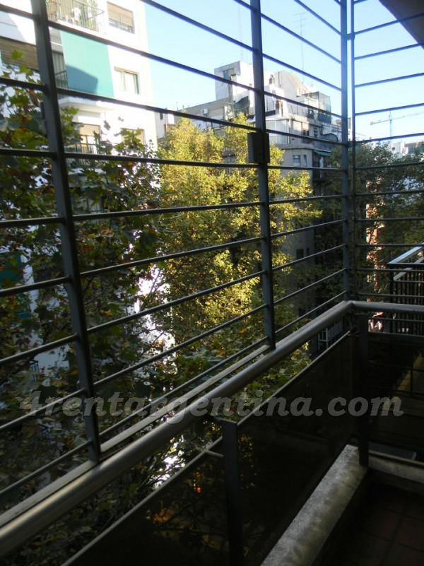 Oro et Guemes: Apartment for rent in Palermo