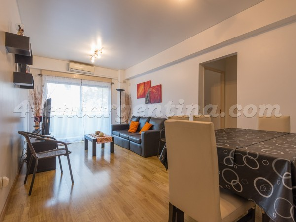 Apartment in Almagro
