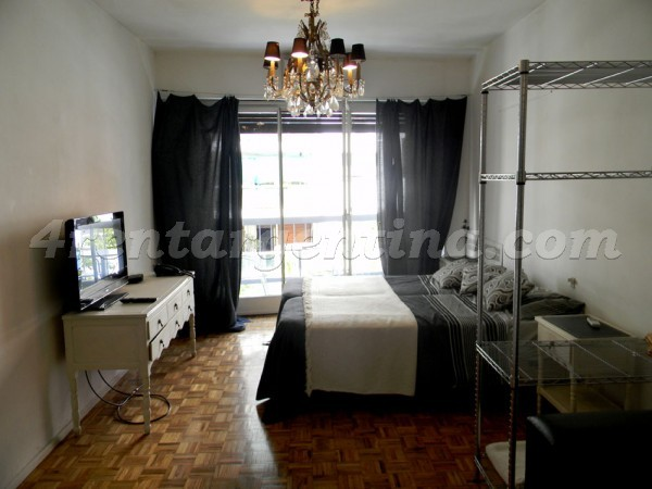 Billinghurst and Paraguay II, apartment fully equipped