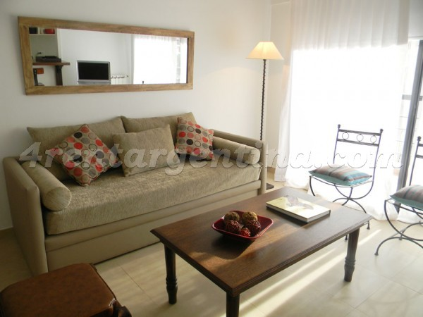 Gurruchaga et Charcas IV: Apartment for rent in Palermo