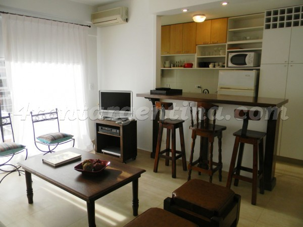 Gurruchaga et Charcas IV, apartment fully equipped