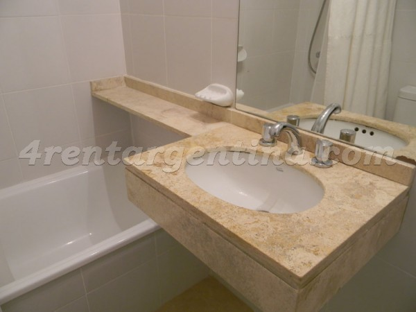 Gurruchaga et Charcas IV: Furnished apartment in Palermo