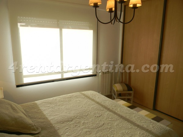 Gurruchaga and Charcas IV: Furnished apartment in Palermo