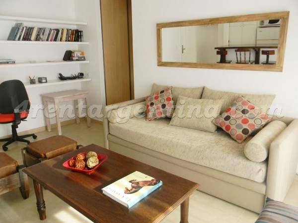 Gurruchaga and Charcas IV: Apartment for rent in Buenos Aires