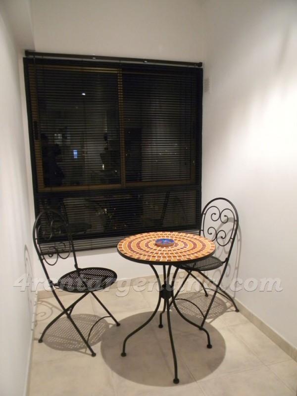 Apartamento en San Telmo