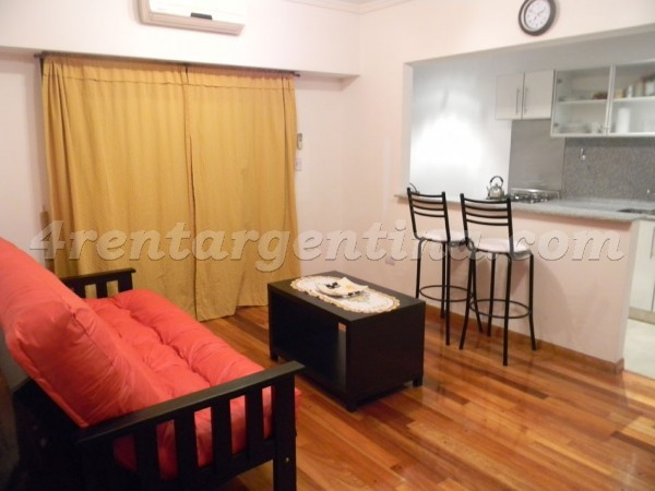 Paseo Colon et Humberto Primo III, apartment fully equipped