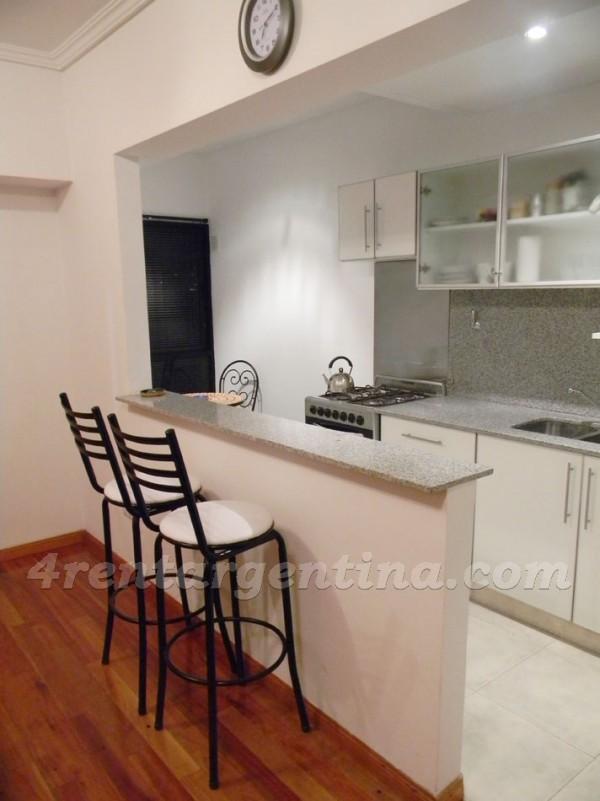 Paseo Colon y Humberto Primo III: Apartamento en Alquiler Temporario