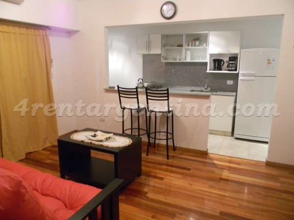Paseo Colon and Humberto Primo III, apartment fully equipped