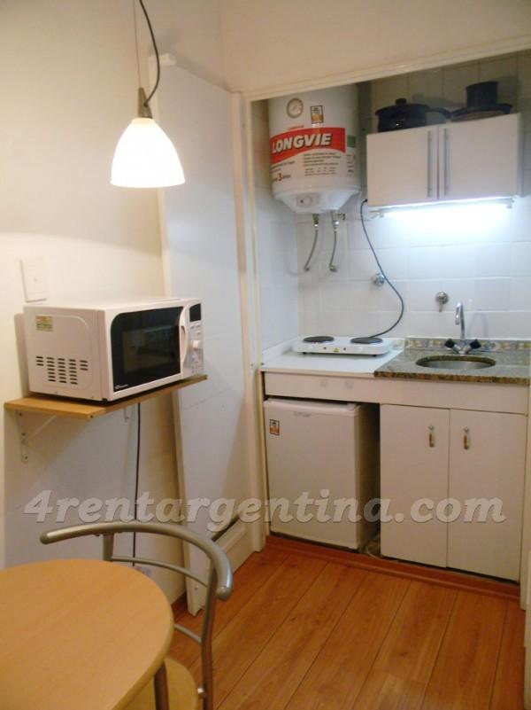 Departamentos Recoleta Aguero Y Gutierrez Apartamento