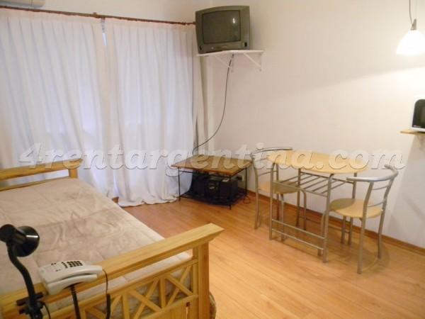 Apartamento Aguero e Gutierrez - 4rentargentina