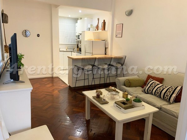 Apartment Guemes and Billinghurst - 4rentargentina