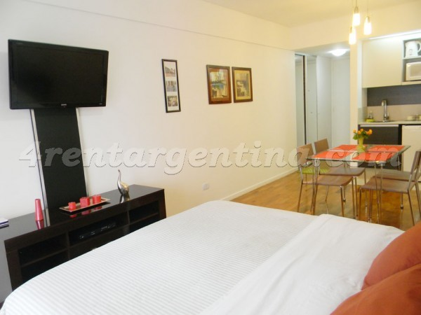 Oro et Paraguay I, apartment fully equipped