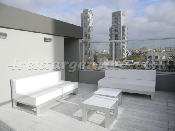 Oro et Paraguay I: Apartment for rent in Buenos Aires
