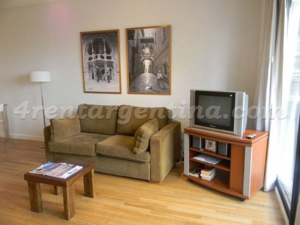 Apartment Arenales and Azcuenaga II - 4rentargentina