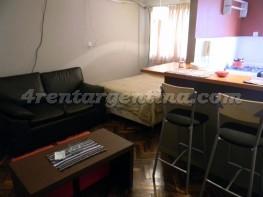 Apartamento Uriburu e Santa Fe II - 4rentargentina